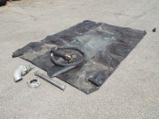 Dunlop 600 Gal Collapsible Fuel/Fluid Storage Bladder