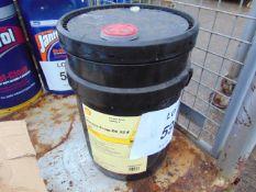 1 x Unissued 20L Drum of Shell S2R 100 Vacuum Pump Oil