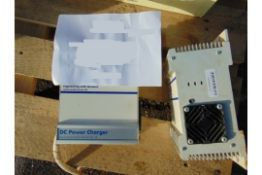 2X ANTARES DC POWER CHARGERS 24 VOLT