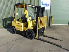 Hyster H2.50XM Counter Balance Diesel Forklift ONLY 1,699 HOURS!