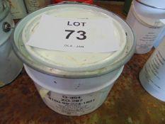 1 x Unused 12.5kg Drum of XG-287 Grease