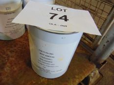 1 x Unused 5kg Drum of MHT High Quality Heavy Load Bearing Grease