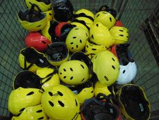 Approx 35 x Climbing-White Water Rafting-Kayak Safety Helmets