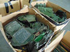 2 x Large Boxes inc Radio Pouches, Map Cases, Satchels etc