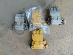 4 x CAT Hydraulic Rotary Pumps
