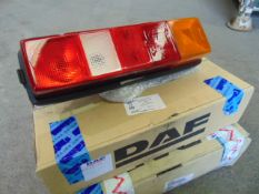 5 x Unissued DAF Stop/Tail Lights P/No BBU3232