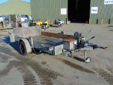 Lolode King Hydraulic Lowering Trailer