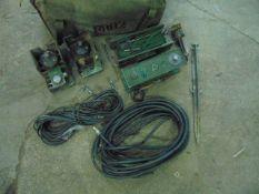 Clansman Inverted V Antenna Kit