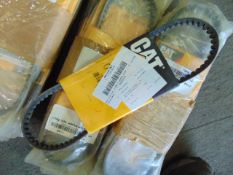 60 x Unissued CAT Water Pump V Belts