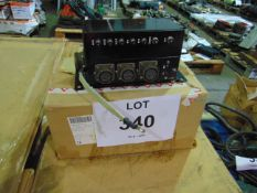 Auxiliary Power Distribution Box, Unused in original packing