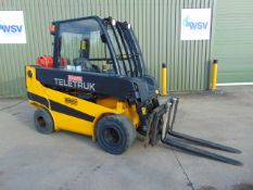 2011 JCB Teletruk TLT30 Gas Telescopic Counterbalance Forklift ONLY 1,361 HOURS!