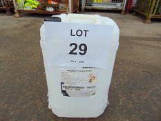 1 x Unissued 25L Drum of Cleenol MoD Methylated Spirit