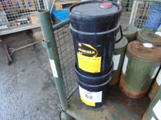 2 x Unissued 20L Drums of Shell R3 15W-40 Heavy Duty Diesel Engine Oil