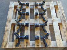 8 x Ultimatic Mach 3 Branch Nozzles