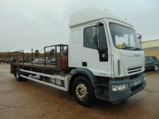 Iveco Eurocargo ML180E24 Manual Flatbed Truck
