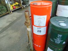 2 x Unused 20L Drums of Rocol PX28 Corrosion Inhibitor