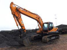 2012 Hyundai Robex 210 LC-9 Crawler Excavator ONLY 1,148 Hours Warranted.