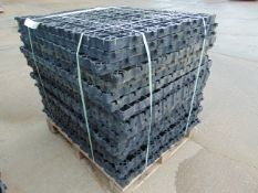 Pallet of Interlocking Temporary Roadway / Ground Stabilisation Panels