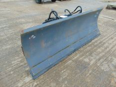 Unissued 7' Hydraulic Snow Plough Blade for Telehandler, Forklift, Tractor Etc