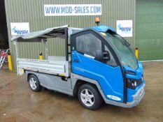2014 Alke XT320EL Electric Dropside Truck 4305 hours only ZERO EMISSIONS