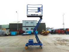 Power Tower 5.1m Hydraulic Scissor Lift / Access Platform