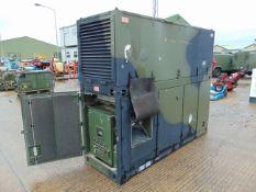 Ex Reserve Low Hours Super Silent Remote Start 47 KVA 400/240V Diesel Generator