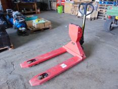 2000Kg Hand Pallet Truck With Scales