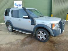 2005 Land Rover Discovery 3 TDV6 S 5d 7 Seat Manual