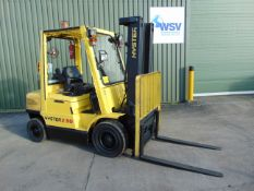 Hyster H2.50XM Counter Balance Diesel Forklift ONLY 5,762 HOURS!