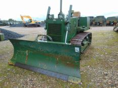 Case 1155E Tracked Drott Loader c/w Winch ONLY 34 HOURS!