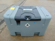 Unused Schmelzer DD400 400L Mobile Diesel Tank C/W 12v Fuel Pump, Nozzle, Hose etc