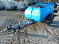 2016 Dust Supression bowser trailer with spray bar Etc. manufactured by Bowser Supply Ltd.