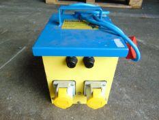 Tripower 240-110V Dual Socket Transformer