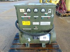 15 KVA Motor Generator 3 Phase with cable.