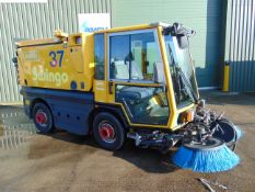 Scmidt Swingo 250 Compact Road Sweeper ONLY 10,000 MILES!