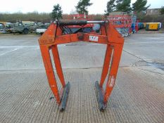 Fielden FE150 2 Tonne Hydraulic Block Grab
