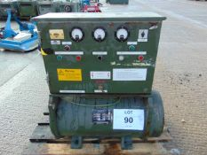 15 KVA Motor Generator 3 Phase