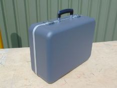 Zero Cases High Quality 40 x 30 x 22 cms lockable aluminium case unissued with keys etc