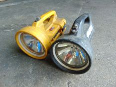 2 x Dragon Portable Search Lights