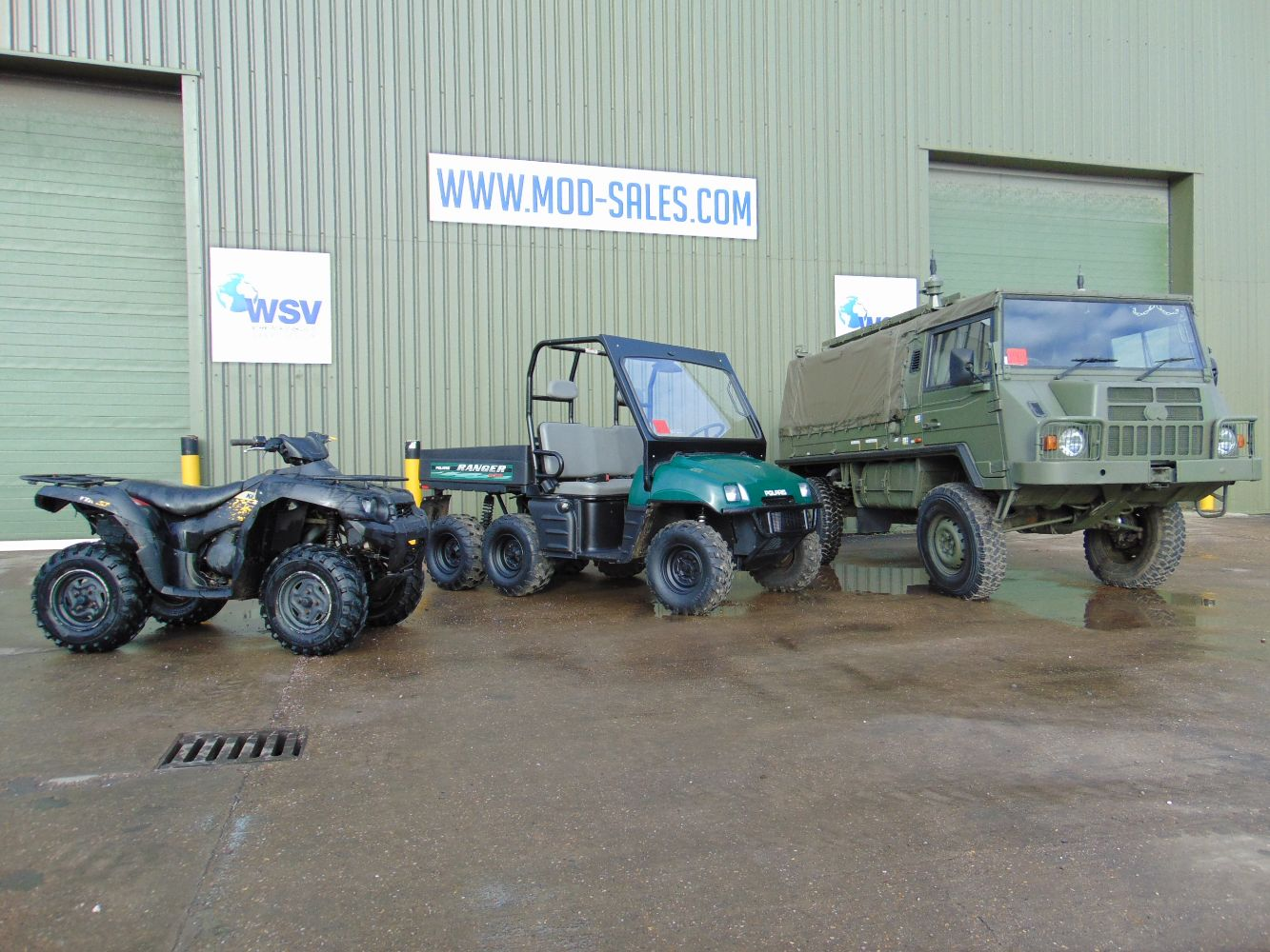 March Online Auction Direct from UK Government Departments, Ex MoD, Fire & Rescue, National Contracts & Companies. * NEW ITEMS ADDED DAILY *