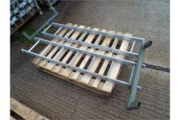2 x Vehicle Access Ladders