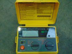 ROBIN KMP3075 DL INSULATION/ CONTINUITY TESTER