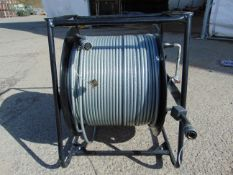Unissued Heavy Duty Cable Reel Assy