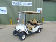 EZGO ELECTRIC 4 SEAT BUGGIE IN BUILT CHARGER