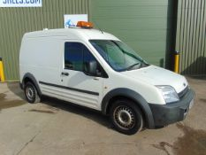 1 Owner Ex Council 2005 Ford Transit Connect T220L Panel Van