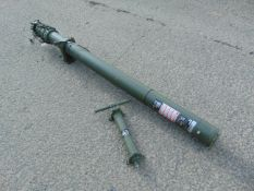 Clark/Thales Pneumatic Mast Assy with Hand Pump