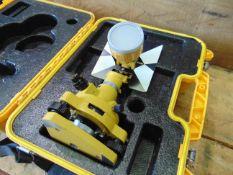 Surveyors Theodolite reflector equipment c/w Transit Case as shown