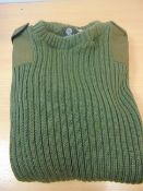 GENUINE BRITISH ARMY ISSUE WOOLY POLLEY UNISSUED SIZE 6