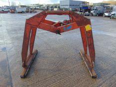 Brudi FE150 2 Tonne Hydraulic Block Grab