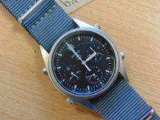Seiko Gen I Pilots Chrono Nato Marking RAF issue